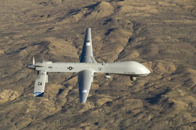 With Eyes on China and Pakistan, India in Talks to Buy US Predator Drones