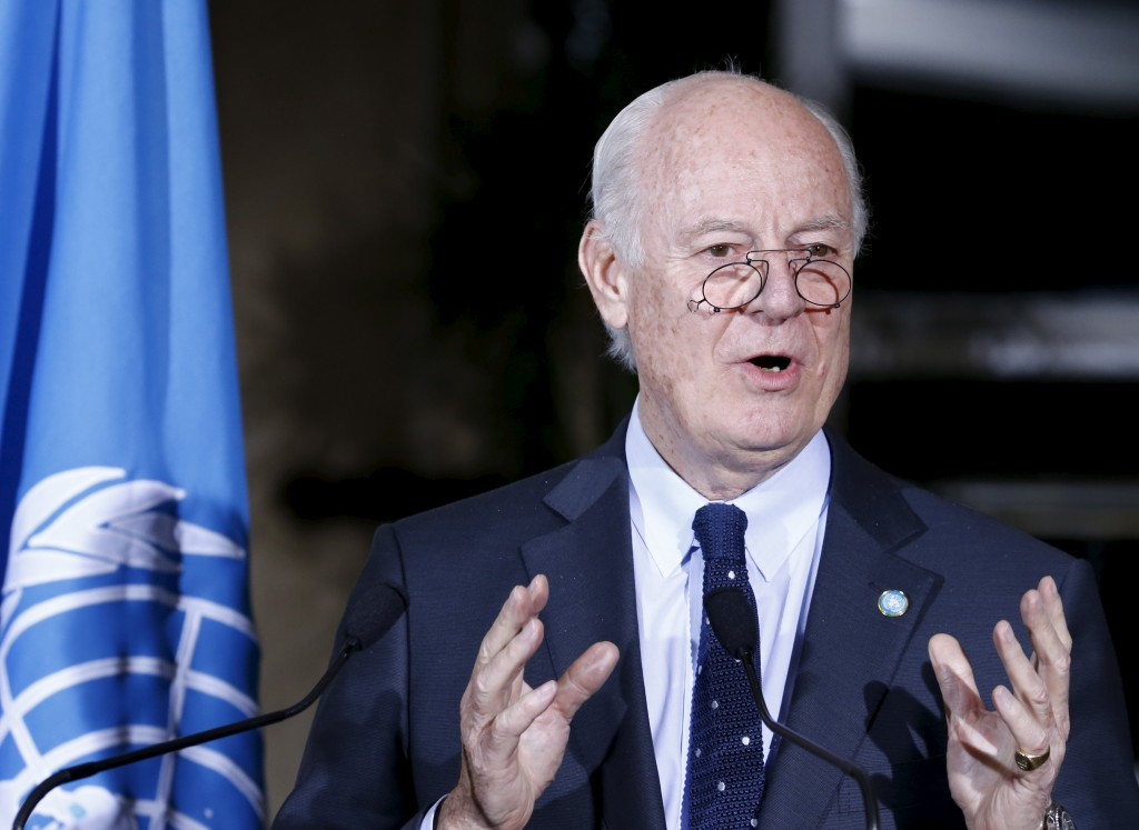 UN Reopens Syria Peace Talks, Wants New Pledge to Uphold Truce