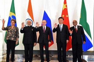 File photo of BRICS leaders ate the G20 summit, November 2015. Credit: GCIS/ Flickr CC BY-ND 2.0