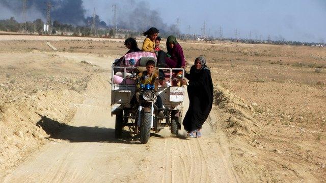 US Firm to De-mine Iraqi City of Ramadi Retaken from Islamic State