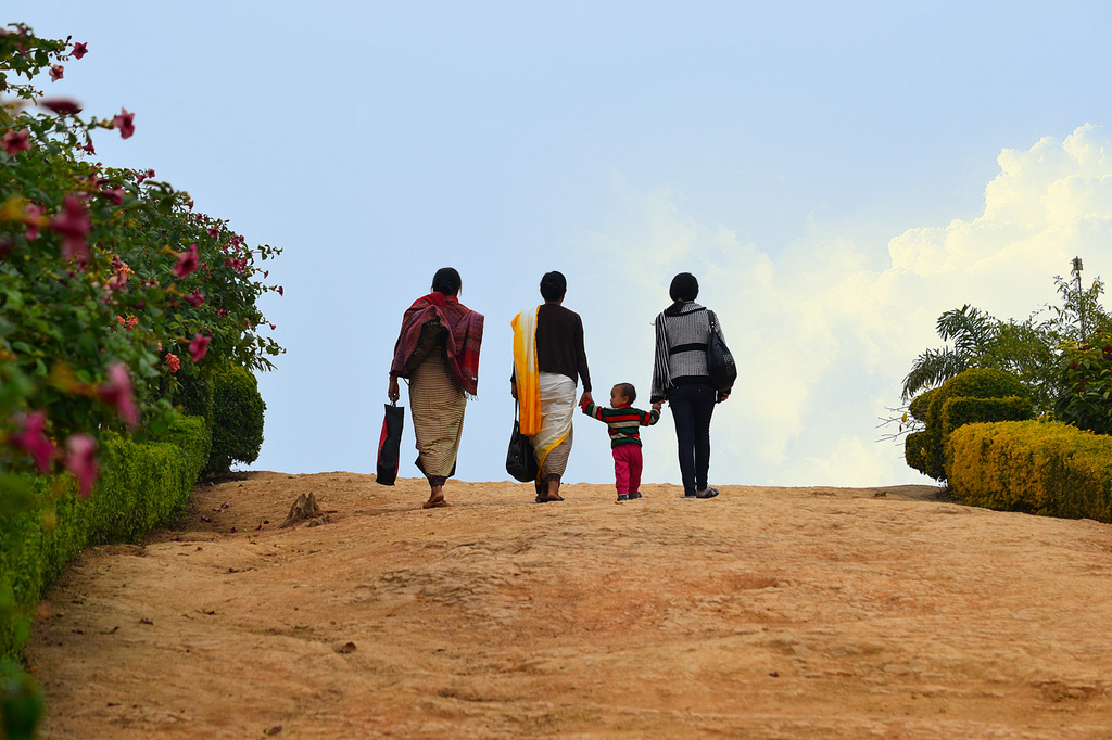 In Manipur... Credit: b-flickr/Flickr, CC BY 2.0