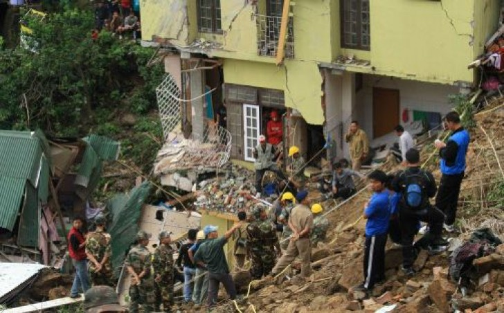 At Least 16 Killed in Arunachal Pradesh Landslide