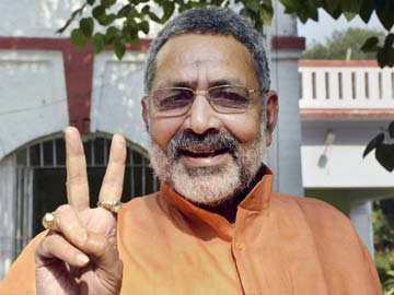 Growth Easier in China, Singapore as There Are No 'Jantar Mantar Protests': Giriraj Singh