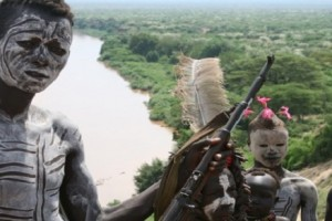 Children of the Omo Valley in Ethiopia. Credit: Foreign Policy in Focus