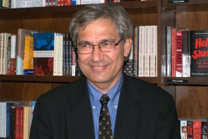 Orhan Pamuk, whose  has been shortlisted for the 2016 International Man Booker Prize. Credit: Wikipedia