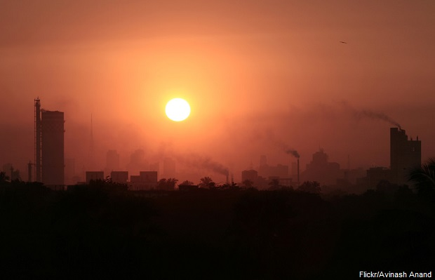 7 am: Peak Pollution Levels In Four Cities