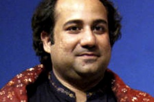 Rahat Fateh Ali Khan. Credit: Thomas Rome/Flickr CC BY 2.0