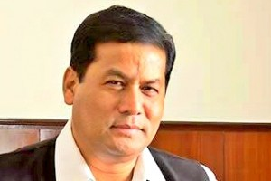 Sarbananda Sonowal. Credit: Wikimedia Commons