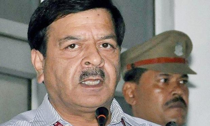 Bureaucrats have questioned the extension of Sharad Kumar's tenure as NIA chief. Credit: PTI