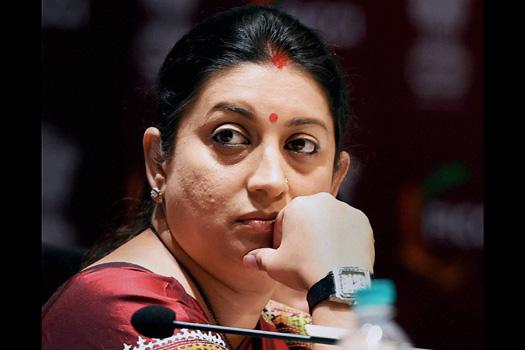 Smriti Irani's Expensive Picks for Top Editorial Jobs at Prasar Bharati Nixed By Board