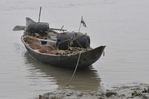 Indian fishing boats often return empty now. Credit: Wikimedia Commons