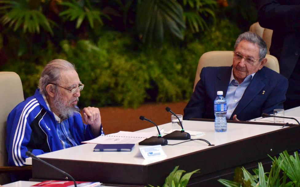 Fidel Castro Speaks of Death in Address to Cuba's Communist Party