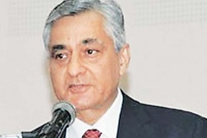 File photo of Justice TS Thakur. Credit: PTI