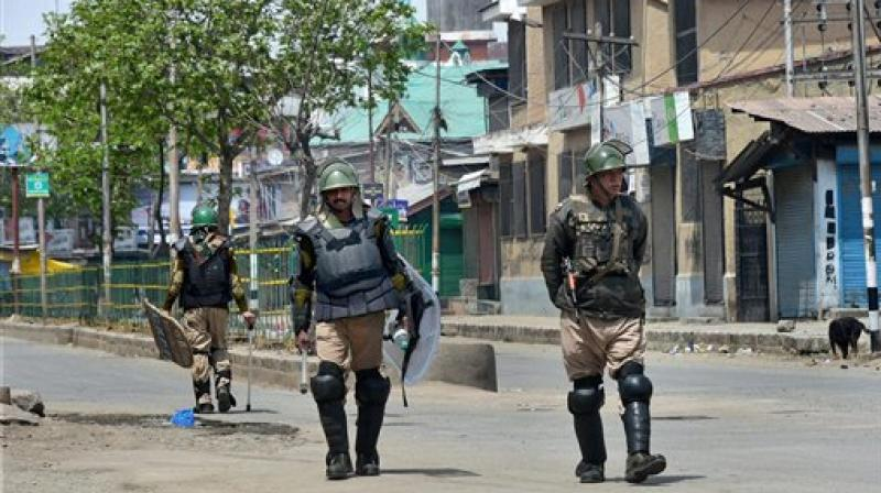 North Kashmir Encounter Kills Colonel Major Among 5 Security Personnel