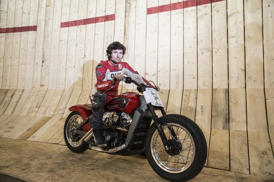 The Smashing Science Behind the New 'Wall of Death' Motorcycle World Record