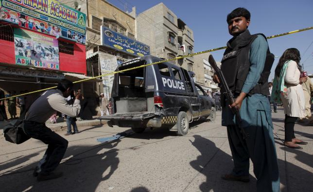 Seven Pakistani Policemen Killed During Anti-Polio Drive