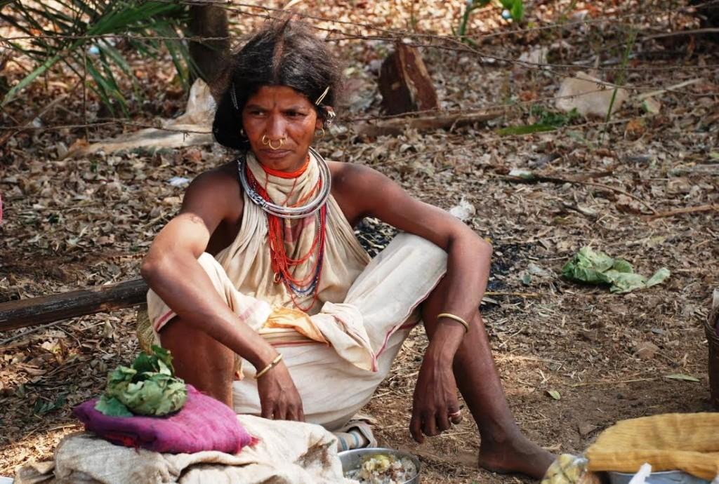 Kondh residents have defiantly opposed mining Niyamgiri for its bauxite. Photo credit: Chitrangada Choudhury.