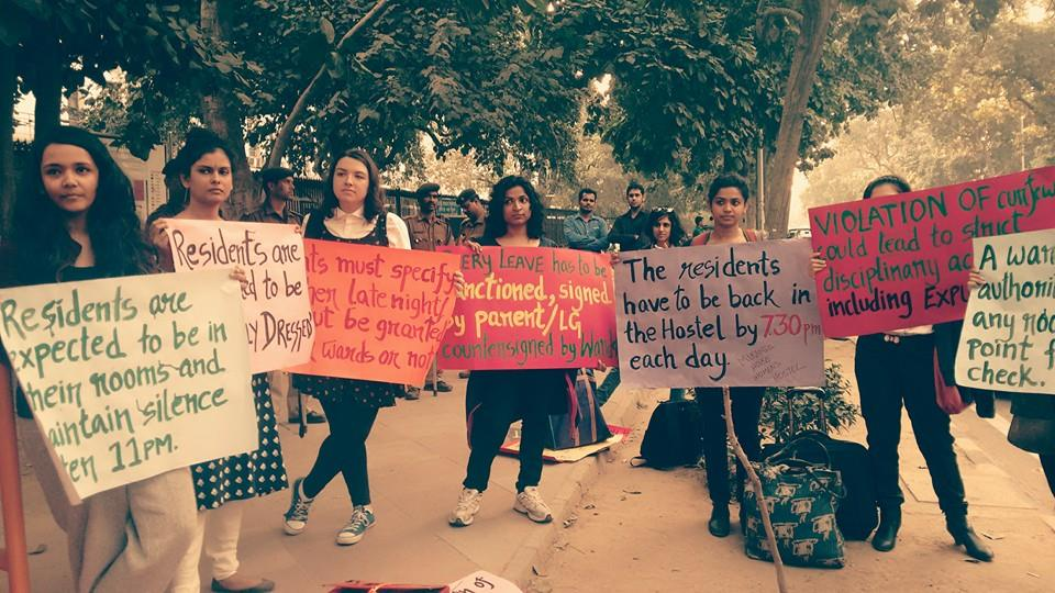 The Pinjra Tod Movement: DCW Issues Notice to Universities on Gender Biased Hostel Rules