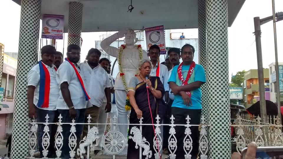 Tamil Nadu Elections: A Professor's Big Fight Against Jayalalithaa