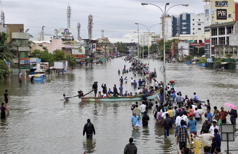 Cities Unprepared for Rising Disaster Risk, Says World Bank