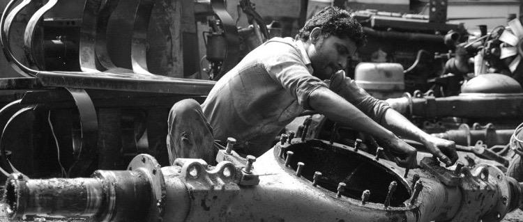 Photo Essay: The Afterlife of the Lifeless at Mayapuri Junkyard