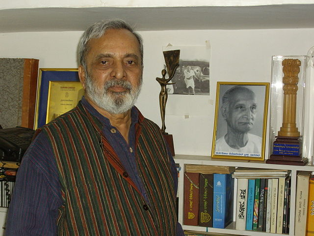 U.R. Ananthamurthy on How Gujarat Produced a Pan-Indian Hero