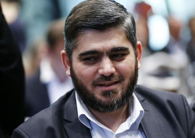 Chief Negotiator for Syrian Opposition Resigns Over Failure of Peace Talks