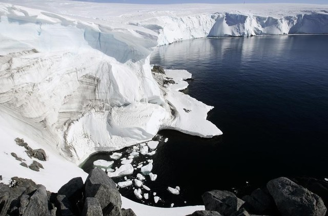 Cold, Deep Waters Help Antarctic Seas Retain Chill Despite Global Warming