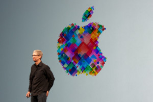 Apple CEO Tim Cook. Credit: Mike Deerkowski/Flick CC 2.0