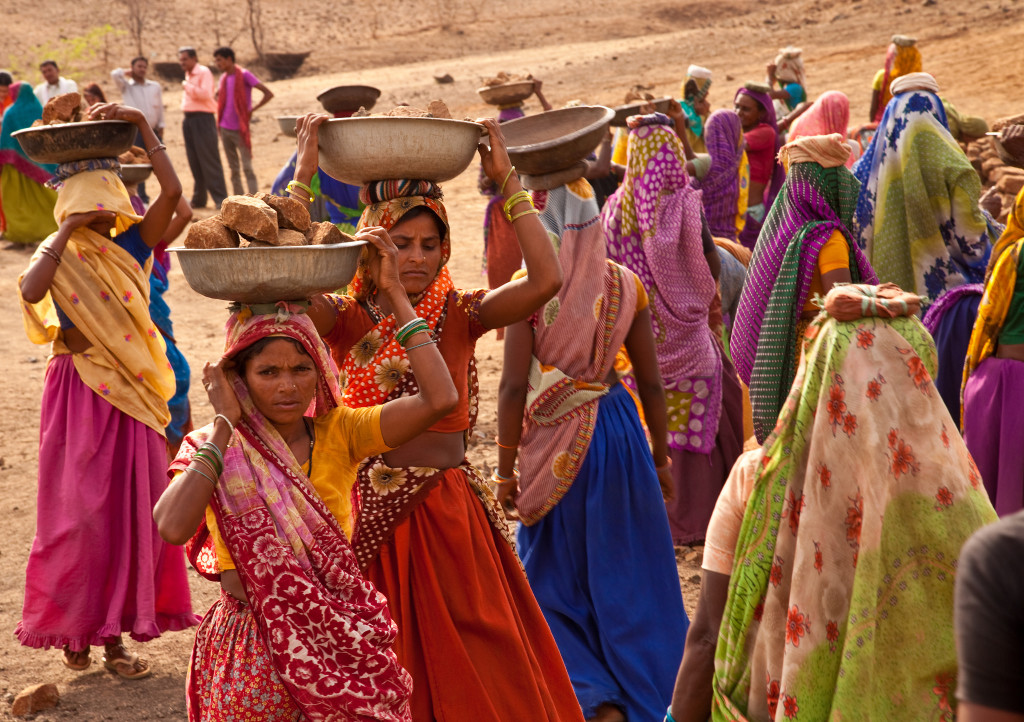 File photo of NREGA workers. Credit: UN Women/Gaganjit Singh/Flickr CC BY-NC-ND 2.0