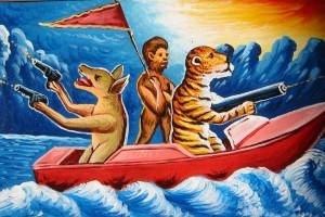 Bangladeshi folk art. Credit:  futureatlas.com/blog/