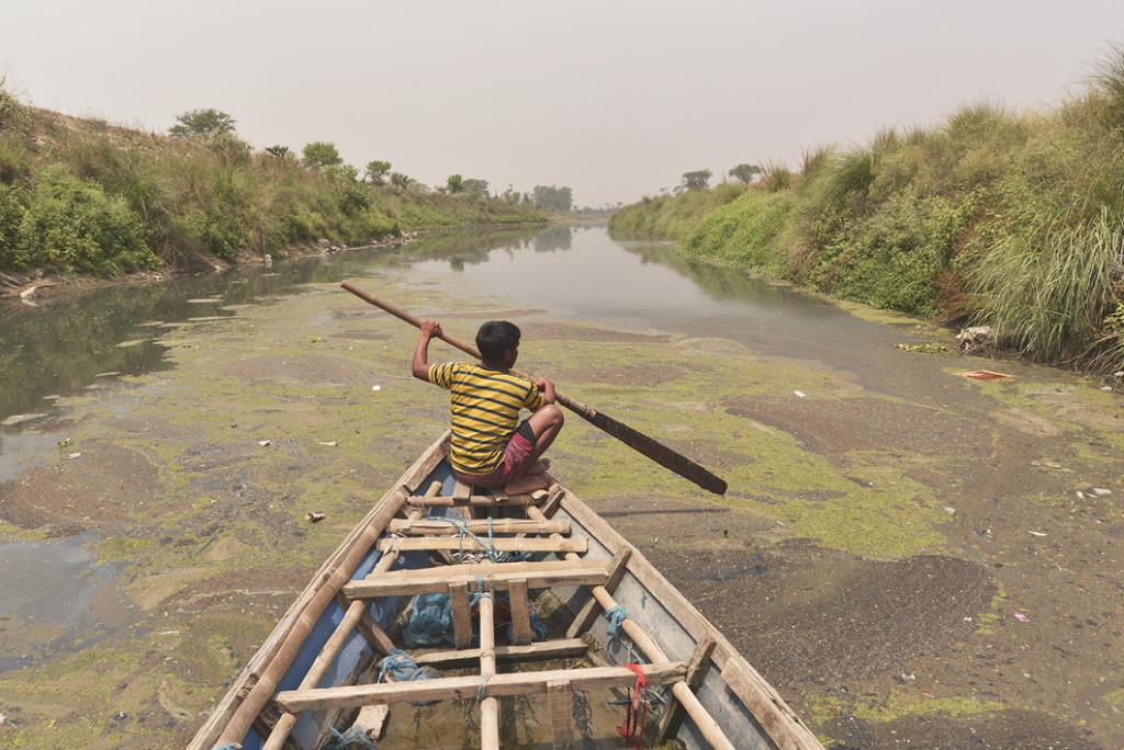 Panipat Dyes Poison Delhi Waters