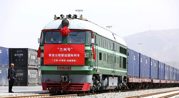 China's Freight Train to Nepal Is No Threat, But Indian Border Infrastructure Needs Fast Upgrade