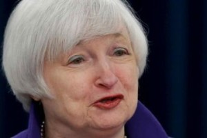 Janet Yellen - Chair of the Board of Governors of the Federal Reserve. Credit: Reuters