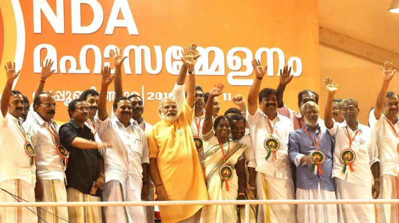 BJP Won't Capture Kerala Yet But RSS Culture Is Sweeping the State