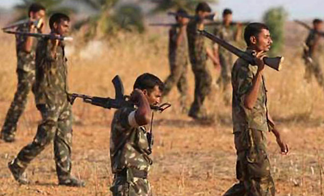 Security Forces Kill 10 Maoists in Encounter on Chhattisgarh-Telangana Border