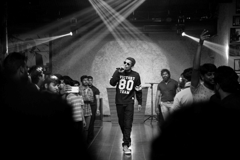 Hip Hop From the Ghettos of Mumbai Comes With a Raw Message