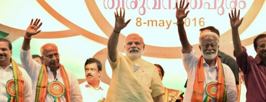 The BJP's Electoral Triumph in Kerala Could Reshape Politics in the State and Beyond