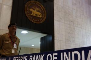 RBI headquarters in Mumbai. Credit: Reuters/Vivek Prakash