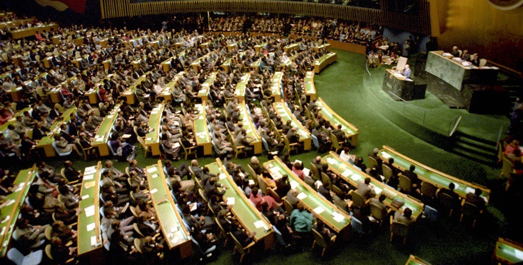 UN General Assembly Adopts Resolution for Global Solidarity in Fight Against COVID-19
