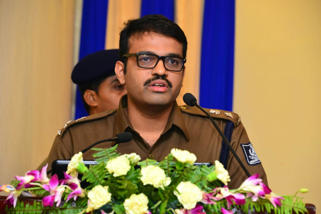 Interview: SP Malkangiri on Handling Maoism and the Recent Success of Surrenders