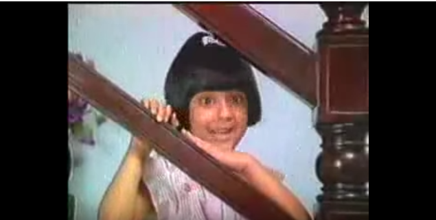 Children Were Used in Commercials in the 1980s and it