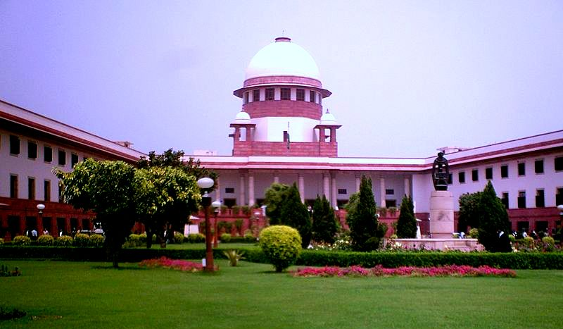 The Supreme Court of India. Credit: Wikimedia Commons.