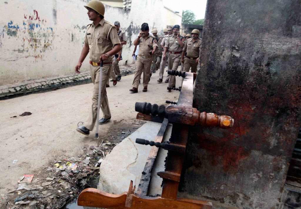 Betrayal in Muzaffarnagar: A Profile of the Survivors of Mass Communal Violence
