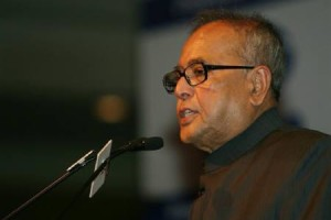 File photo of Pranab Mukherjee in New Delhi January 19, 2009. Credit: Reuters
