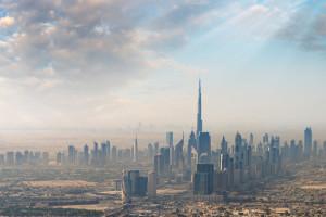 Dubai. Credit: pisaphotography/shutterstock