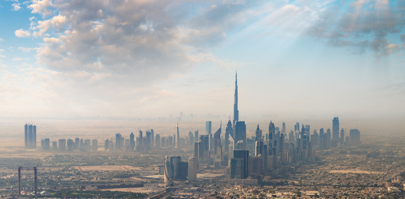 UAE Wants to Build a 'Rainmaking Mountain' – Are We All OK With That?