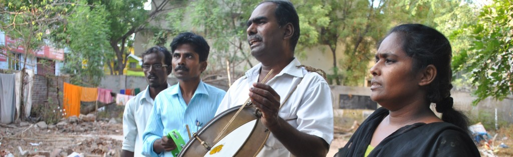 Activists are Rousing the Tamil Nadu Electorate With Songs About Prohibition