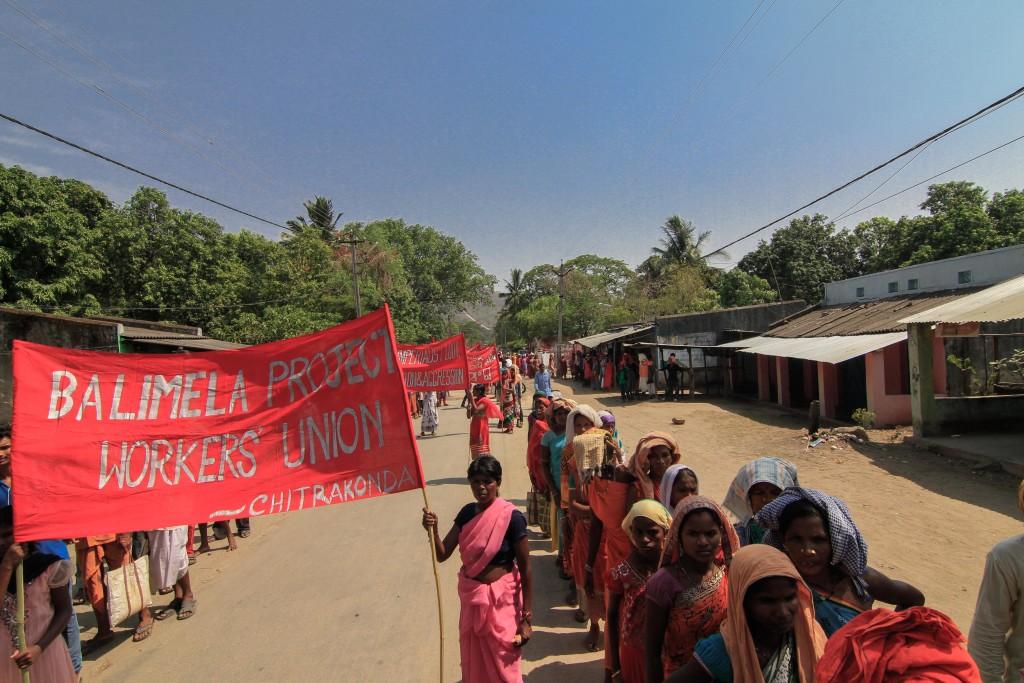 Photo Essay: May Day in Malkangiri, Odisha