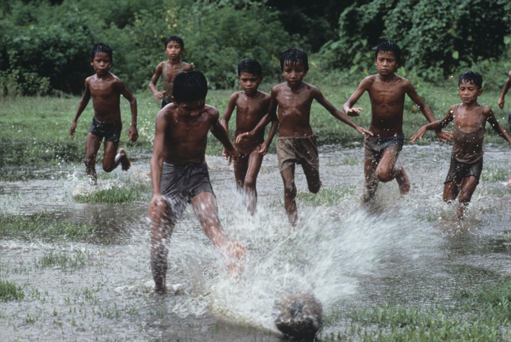 Bangladesh, 1983. Credit: Steve McCurry